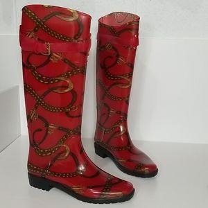 Ralph Lauren Rossalyn Rain Boots